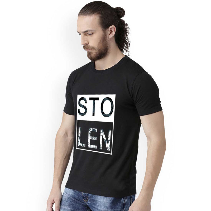 Stolen Black Men T-Shirt