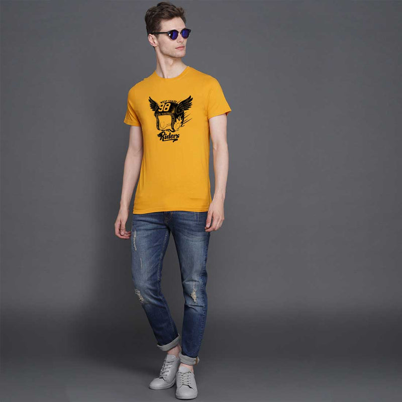 West Coast  Mustard Men T-Shirt