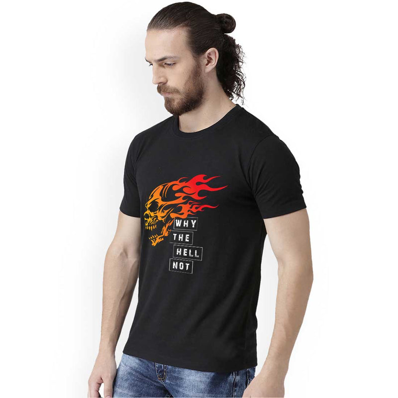 Why The Hell Not Men T-Shirt