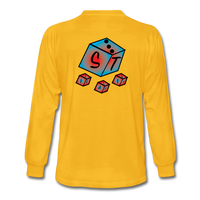 "Still Active ""Roll the Dice"" Long sleeve T-shirt - gold"