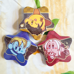 FE3H kirby star badges - PonCrafts