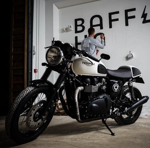 21st Century Cafe Racer