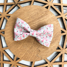 Load image into Gallery viewer, Flamingo Bow Tie