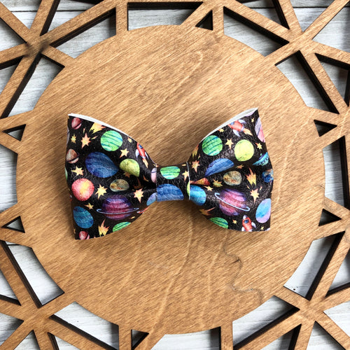 Space Bow Tie for Boys