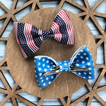 Load image into Gallery viewer, Bow Tie - Fourth of July