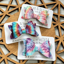 Load image into Gallery viewer, Sadie Bow - Tie Dye