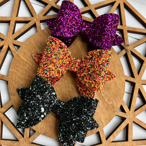 Paige Bows - Fall Glitter