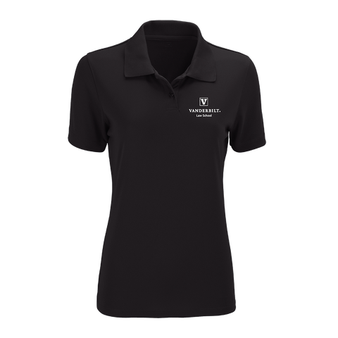 Women's™ Vansport Omega Solid Mesh Tech Polo