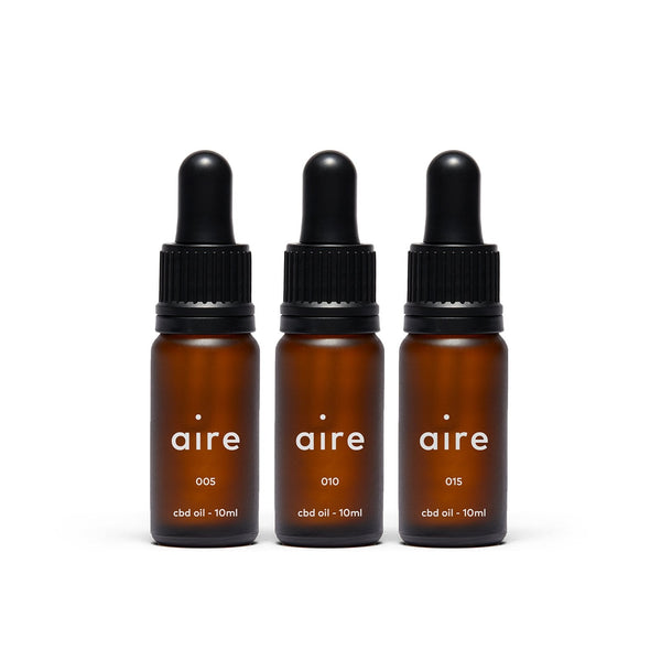 Aire CBD Subscription