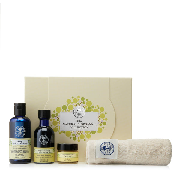 Baby Natural & Organic Collection