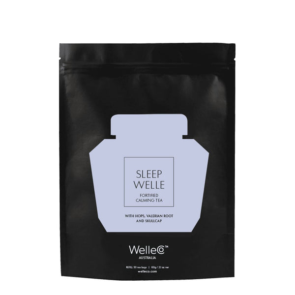 SLEEP WELLE Calming Tea
