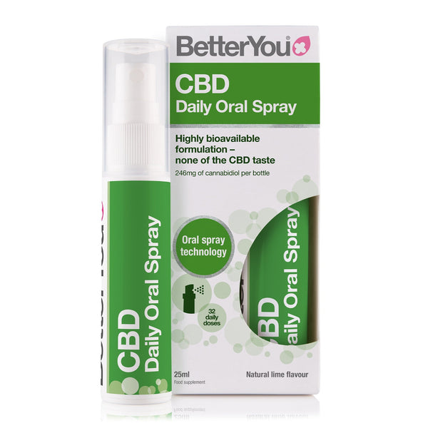CBD Daily Oral Spray