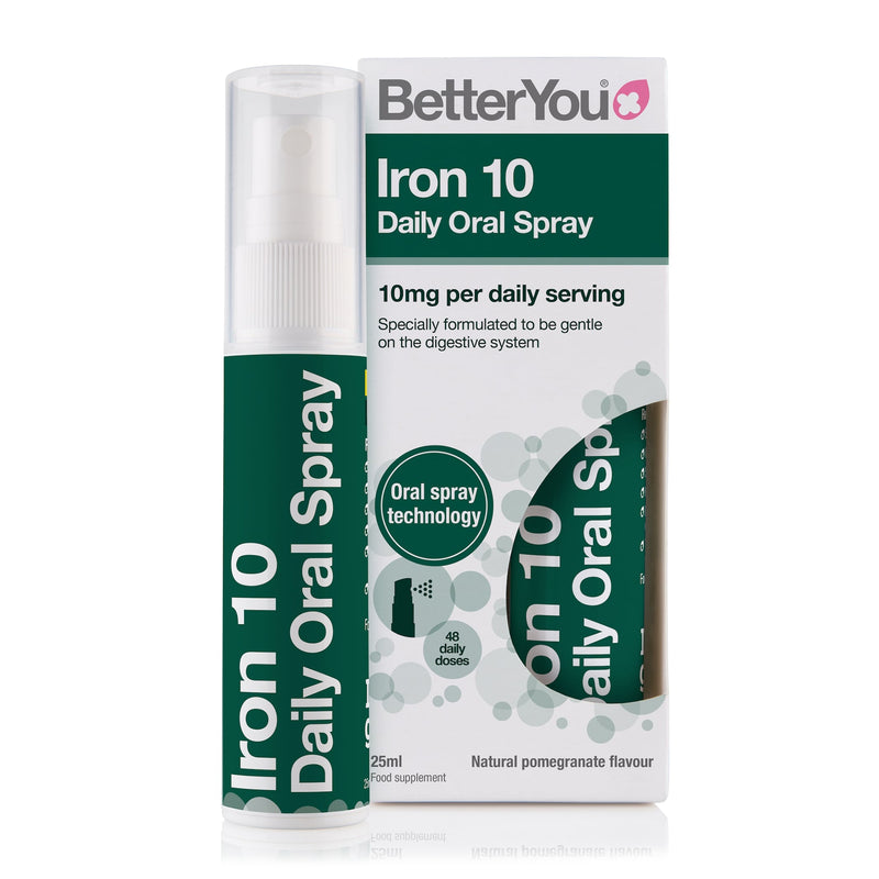 Iron 10 Daily Oral Spray