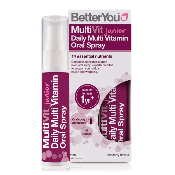 Multi Vitamin Junior Daily Oral Spray