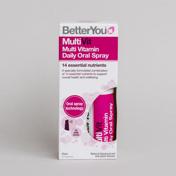 Multi Vitamin Daily Oral Spray