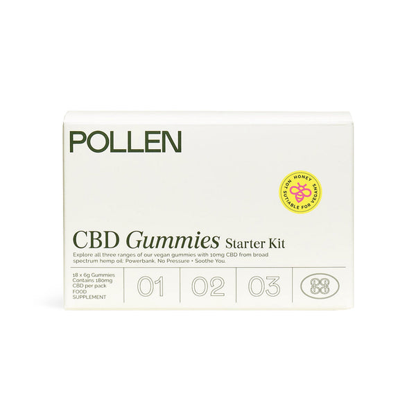 CBD Gummies Starter Kit