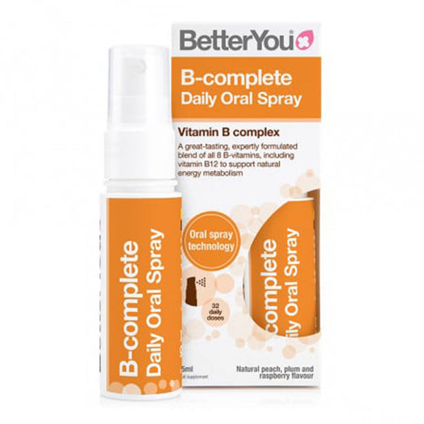 B-complete Daily Oral Spray