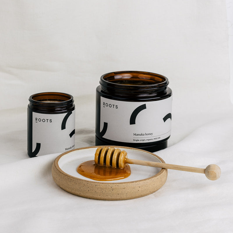Manuka Honey — Organic, Single-origin (MGO 190)