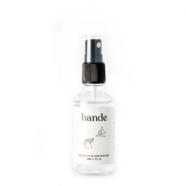 Organic Atlas Hand Sanitiser 50ML Spray