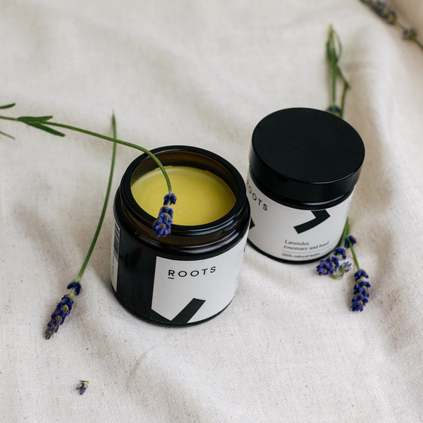 Stimulating Balm — Lavender, Rosemary and Basil