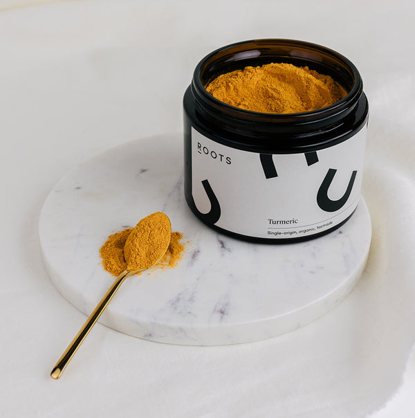 Turmeric — Organic, Single-origin