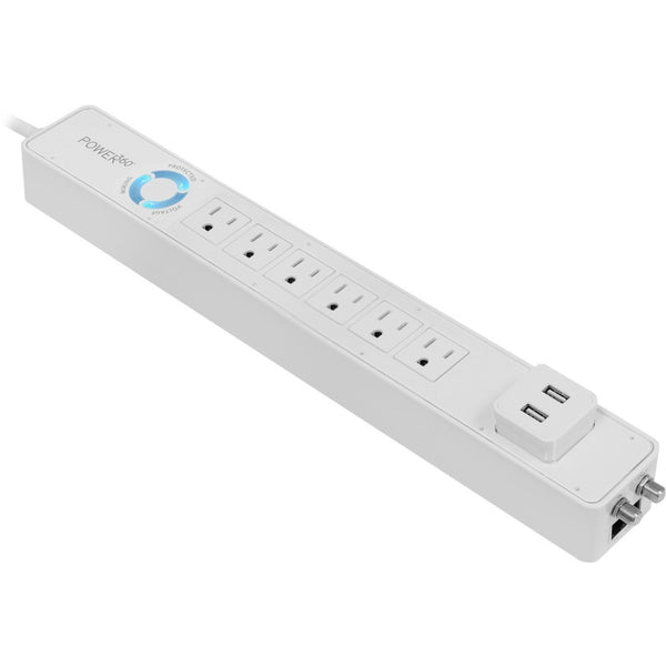 Panamax P360-6 Power360 6-Outlet Floor Strip