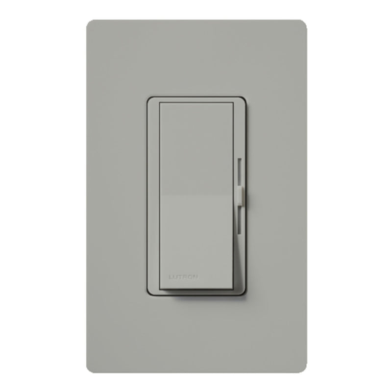 Lutron DVELV-300P-GR Diva Electronic Low Voltage Dimmer - Gray