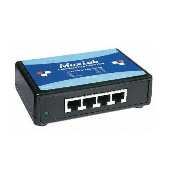 MuxLab 500151 VGA 1x4 Distribution Hub (FINAL SALE)