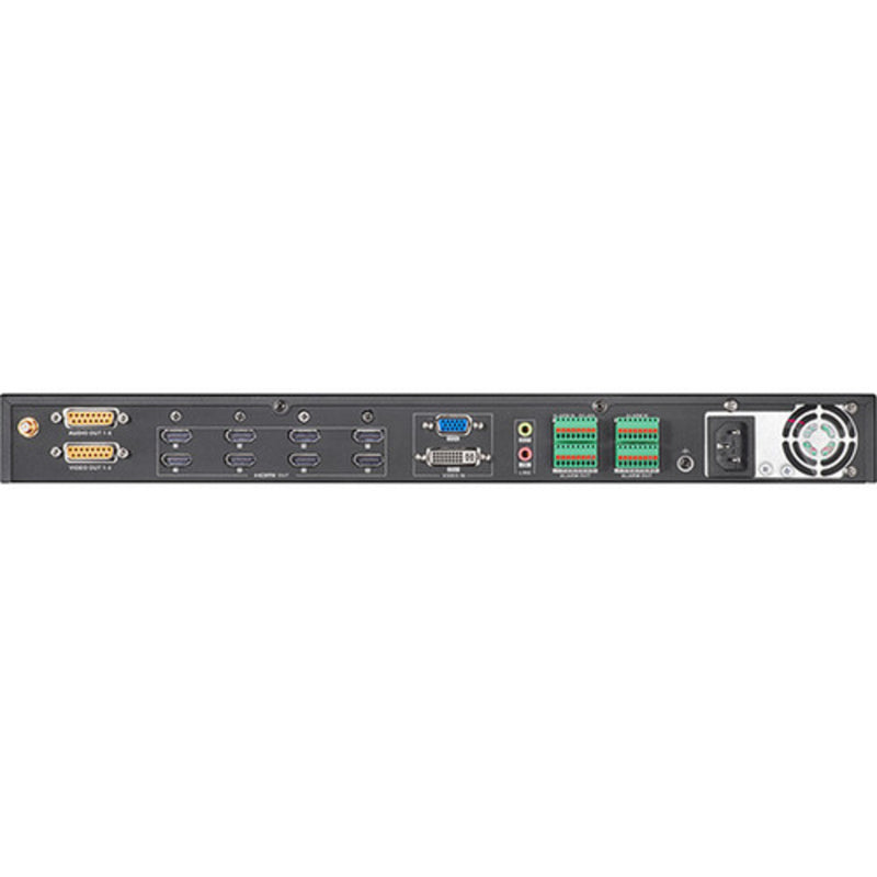 Hikvision DS-6908UDI 8-Channel Video Decoder w/ Ethernet Interface & up to 12 MP Output