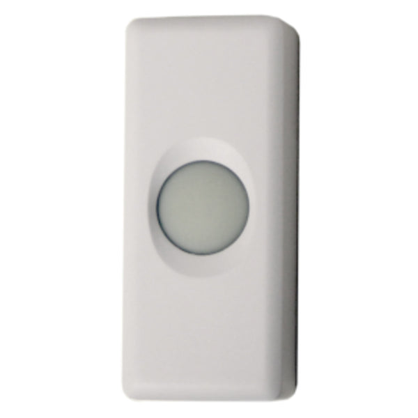 2GIG GC-DBC-C2 GoControl WiFi Door Chime, White. Compatible with GC-DBC-1