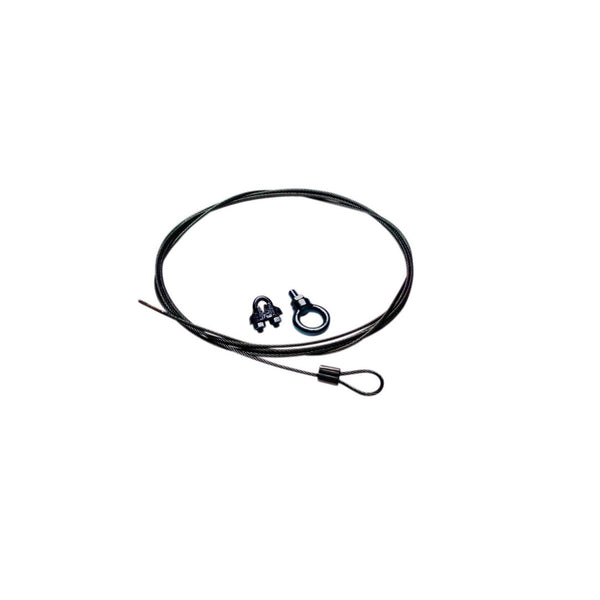Bogen CK10B 10 Foot Cable & Clamp Kit (FINAL SALE)