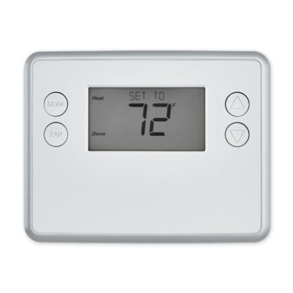 2GIG GCTBZ48 Z-Wave Programmable Thermostat