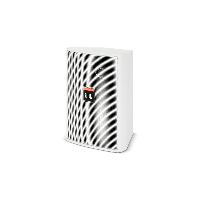 JBL CONTROL-23T-WH Ultra-Compact Indoor/ Outdoor Background/ foreground Loudspeaker - White