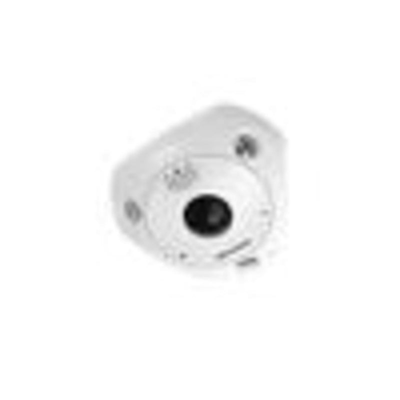Hikvision DS-2CD63C5G0-IVS 1.29MM 12MP Outdoor Fisheye Camera w/ 1.29mm Panomorph Lens