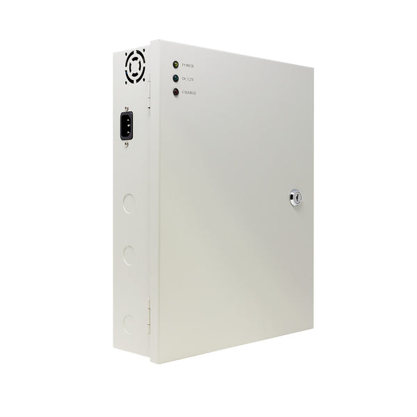 LUX Technologies PS8+1-12D15AUPS 8+1Ch 12V 10+5A Regulated UPS