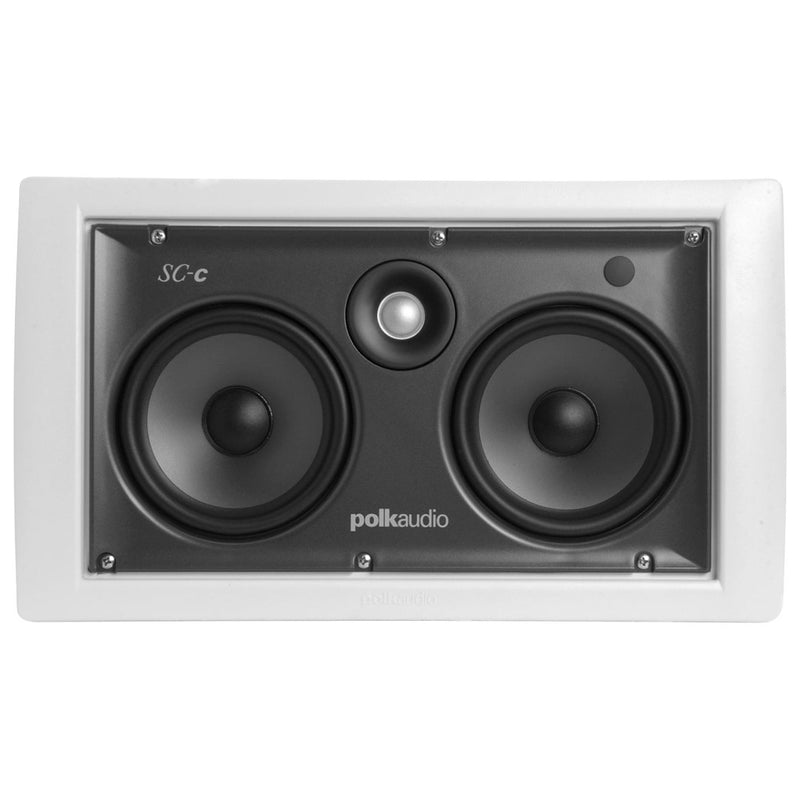 "Polk Audio SCC Dual 5.25"" Center Channel Speaker (Final Sale)"