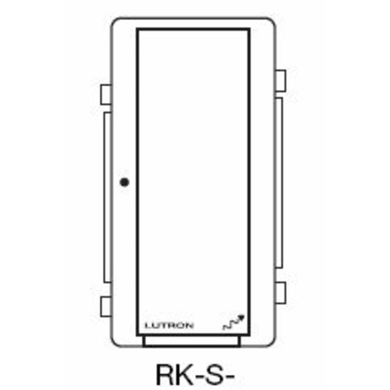 Lutron RK-S-LS Switch Color Change Kit - Limestone