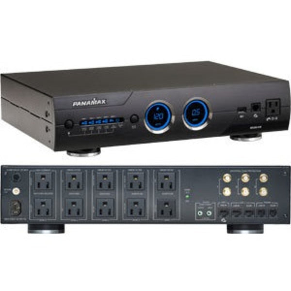Panamax M5300-PM Max 5300 Power Management, 2RU, 11 Outlets