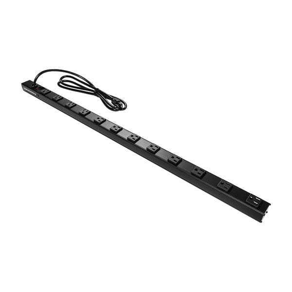 POWR RACKSTRIP-36 12 Outlet 36-inch Power Strip
