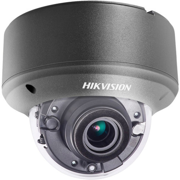 Hikvision DS-2CC52D9T-AVPIT3ZEB 2MP Outdoor HD-TVI Dome Camera with Night Vision - Black