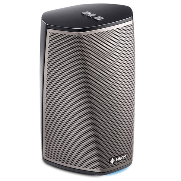 Denon HEOS1HS2BK HEOS 1 Series 2 Wireless Speaker - Black