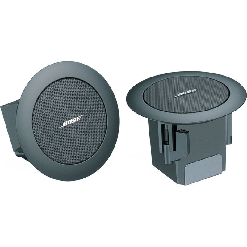Bose Professional 40150 FreeSpace 3 Flush-Mount Satellite Loudspeaker (Black) - Pair