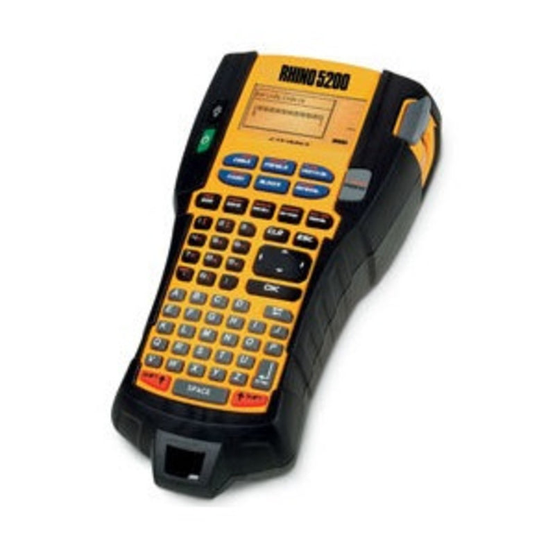 Rhino Labels 1755749 DYMO RhinoPRO 5200 Industrial Label Maker