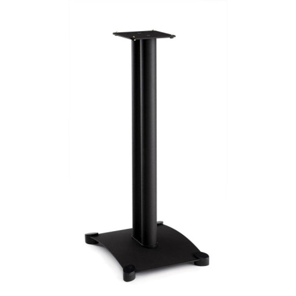 "SANUS SF30-B1 30"" Steel Series Bookshelf Speaker Stand"