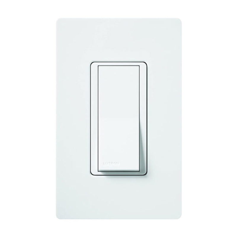 Lutron CA-3PS-WH Claro 3-way General Purpose Switch - White