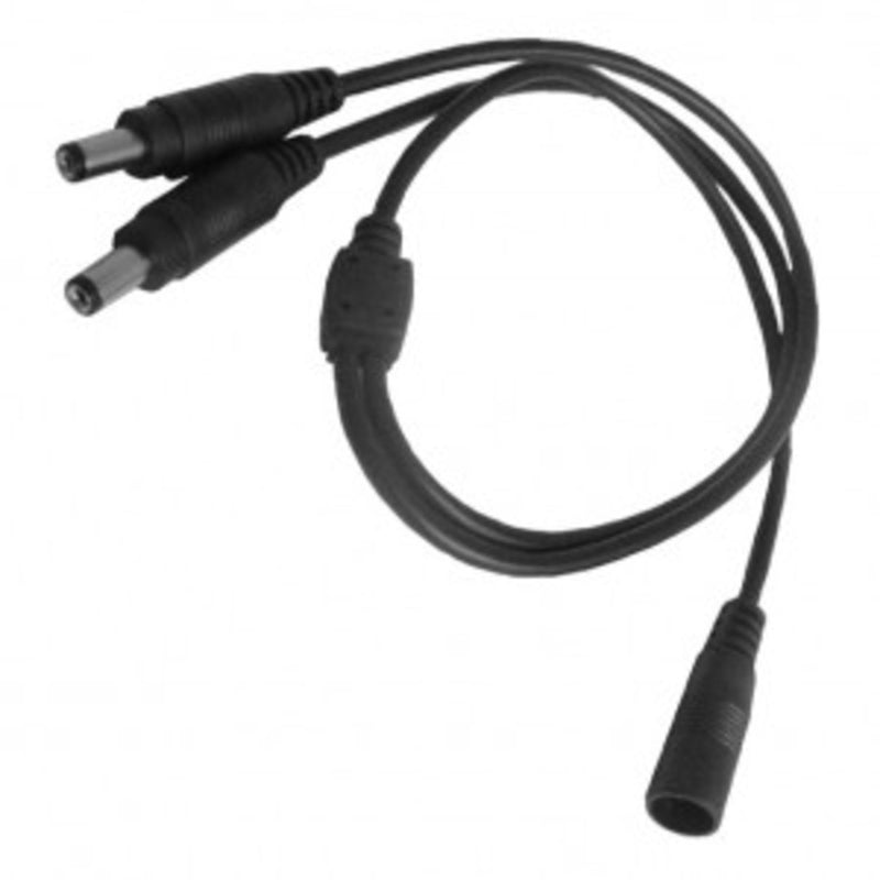 Calrad 92-339 1 X 2 Power Splitter Cable