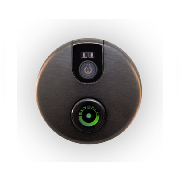 Alarm.com ADC-VDB102 Bronze Wifi Doorbell Outdoor Camera