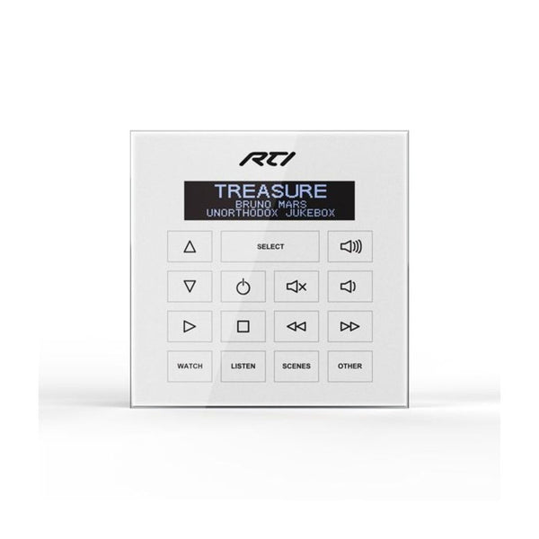 RTI WK2 Weather Resistand In-Wall Keypad