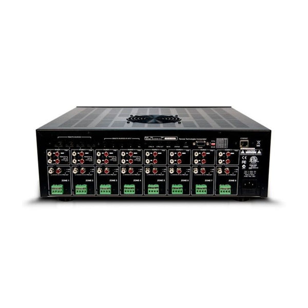 RTI AD-8X 8-Zone 8-Source Audio System with Ethernet Support