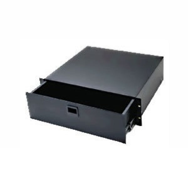 "Middle Atlantic Products D4 4Ru Space 7"" Rack Drawer Black"